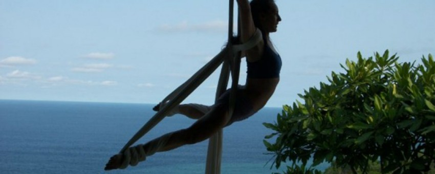 Vayu Aerial Yoga Workshop